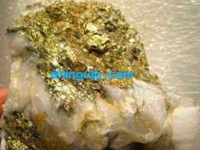 金矿石检测