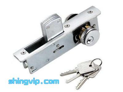 铝合金门锁检测