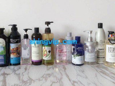 洗发水检测