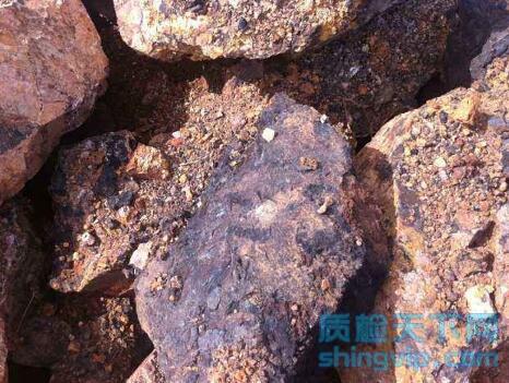 红土镍矿检测
